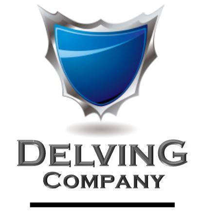 DELVING COMPANY LOGO